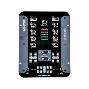 Mixer Dj 2 Canales (MDJ206) USB Moon