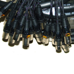 Pachera De 16 Canales X 4 Envios C/Cable De 20 MTS