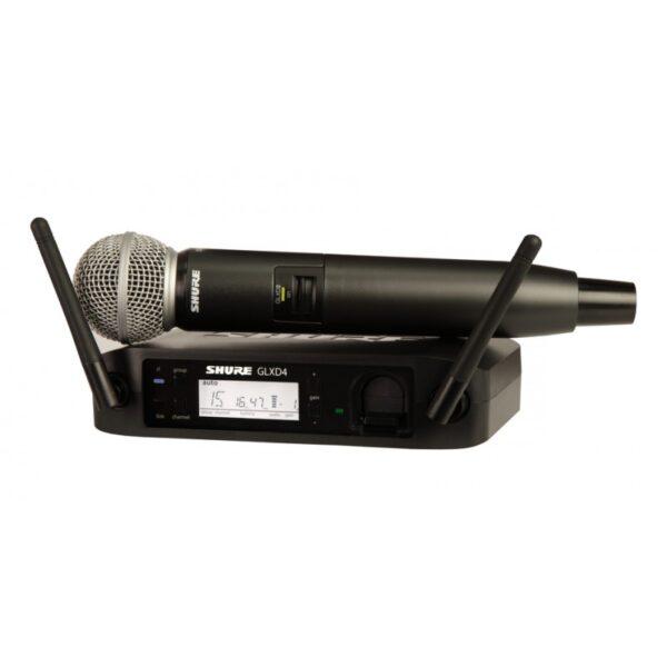 Microfono Inalámbrico Shure GLXD24RAR/SM58-Z2