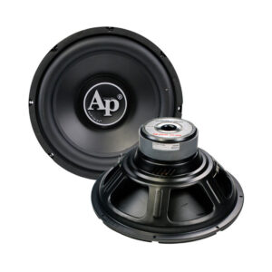 Subwoofer Audiopipe 15″ 1.500W TS-PP2-15-D4