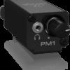 Amplificador Auriculares Behringer Powerplay PM1 Retorno Escenario
