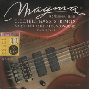 Encordado Magma Be135n 040 – 120 Para Bajo 5 Cuerdas