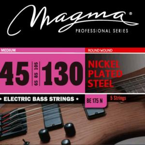 Encordado Magma Be175n 045 – 130 Para Bajo 5 Cuerdas