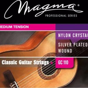 Encordado Clasica Magma Gc110 Tension Media