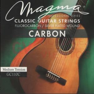 Encordado Cuerdas Clasica Criolla Carbono Magma