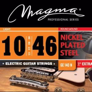 Cuerdas Magma 010 Guitarra Electrica Nickel Ge140n
