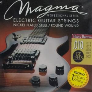 Encordado Guitarra Electrica Magma 10-52 Hibrida Heavy