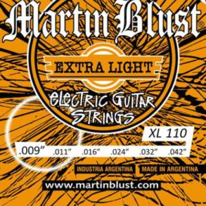 Encordado Guitarra electrica .009