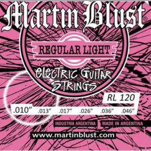 Encordado Guitarra electrica .010