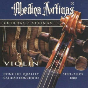 Encordado Violin Medina Artigas 1800 Violin Steel/alloy