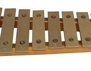Metalofon Profesional De 12 Notas Latin Custom Lcmetpr12
