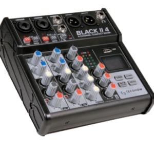 Mixer BLACK II 4