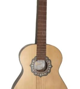 Guitarra Criolla De Estudio Fonseca 25m Mate