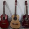 Guitarra Criolla Estudio + Funda De Regalo