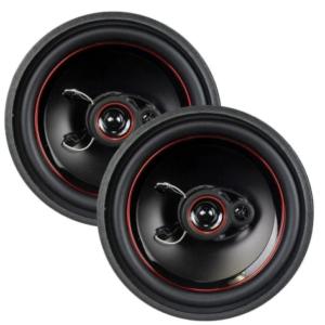 Audiopipe CSL 1623 ar Jgo.parlantes 6.5 Slim 330 Watts