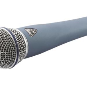Micrófono multipropósito NX8. Dinámico / Cardioide. Sistema anti-shock.