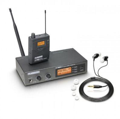 Sistema De Monitoreo In Ear LD SYSTEMS LDMEI1000G2B6  