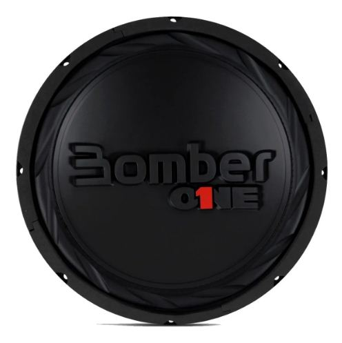 Woofer Bomber One Bobina Simple 10 Pulgadas 200 Rms