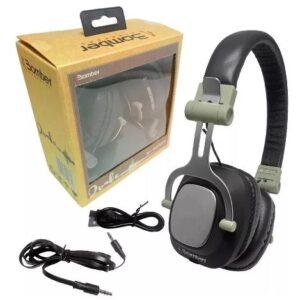 Auriculares Bomber Bluetooth Hb11 Quake Manos Libres