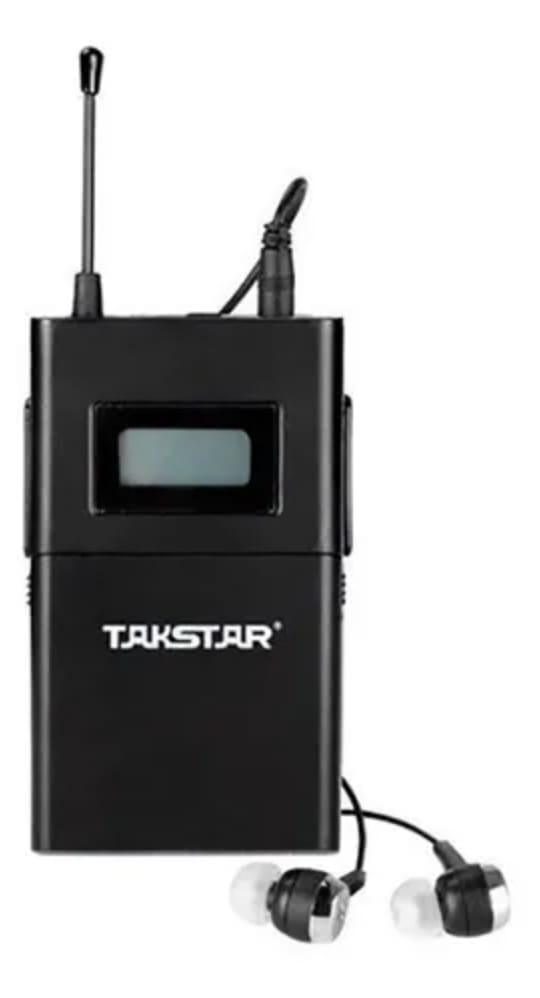 Takstar WPM-200R   Receptor Para Sistema De Monitoreo Inalambrico