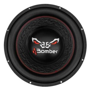 SUBWOOFER 12″ BOMBER BICHO PAPAO 400W RMS 4+4 OHMS
