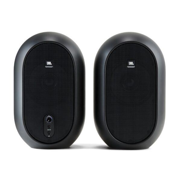 Jbl 104 Compact Par De Monitores Activos Bafles Home Estudio