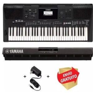 Teclado Yamaha Psr E463 Psre463 Con Nuevas Funciones