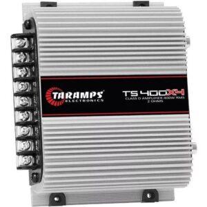 Potencia 4 Canales Taramps Ts 400×4 400w Rms